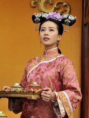 历史上清朝奉茶宫女是存在的吗?图片